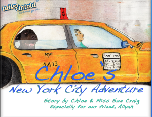 Chloe's Book